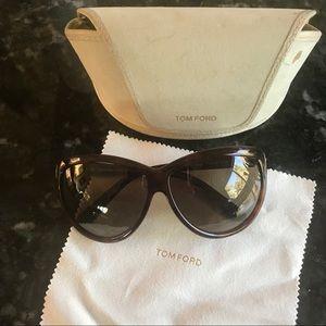 Tom Ford Olympia Sunglasses